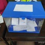Elecciones Alagón CSIF - Urna