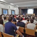 Asamblea informativa CSIF Granada con la participación de más del 76% de nuevos funcionarios docentes 2018-2019