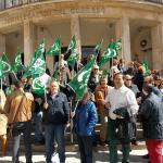 Ciudad Real: Concentración 21 de Abril en defensa de las 35 horas