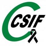CSIF se une a la declaración de luto oficial