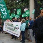 CSIF Granada se moviliza para exigir la equiparación salarial en la Administración General del Estado