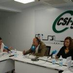 CSIF COPE Más Granada - responsable Admón. General Junta, María Teresa Merlo