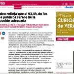 """Diario """"El correo de Andalucía"""" edición digital - 12/06/2017l"""