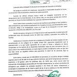 Escrito presentado en registro de la Delegación de Córdoba el día 14/06/2017