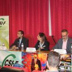 Germán Girela, Raquel Ruz y Juan Carlos Pérez inauguran las Jornadas