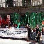 HUELVA | Concentración por las 35 horas