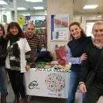 Stand Sanidad CSIF Granada 25N