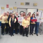 Correos Motril Campaña 25N CSIF Granada