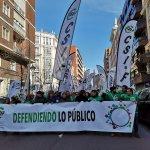 Manifestación sanidad