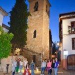 """Ruta I Albaicín Granada """"Por un millón de pasos"""""""