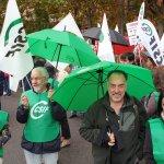 Concentración por la Recuperación de la Jornada Laboral de 35 horas y la Carrera Profesional para todos los Empleados Públicos de Castilla y León 2