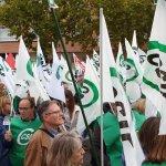 Concentración por la Recuperación de la Jornada Laboral de 35 horas y la Carrera Profesional para todos los Empleados Públicos de Castilla y León 7