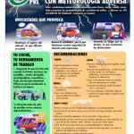 Conducción con meteorología adversa