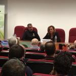 Intervención de Rosario Delgado, Secretaria de Prevención de Riesgos Laborales de CSIF Andalucía