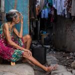 'Old woman Badjao'  de Victor Turek (Finalista)