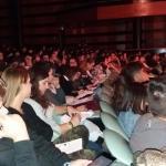 Público asistente a la mesa redonda organizada por CSIF Granada