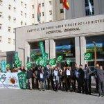 CSIF Granada protesta ante la insoportable lentitud del SAS en la resolución de los procesos selectivos y traslados
