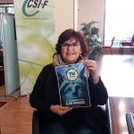 Responsable de Igualdad CSIF Granada 8M
