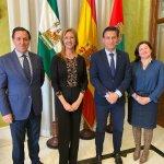 Reunión CSIF Ayuntamiento Granada