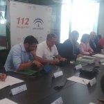 Reunión consejo andaluz del fuego