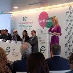 10º Congreso provincial Granada nueva presidenta clausura