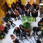 Acto 25N en Instituto Andaluz de la Mujer en Cádiz