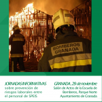 CSIF organiza unas jornadas informativas para concienciar a los bomberos de los riesgos de contraer cáncer