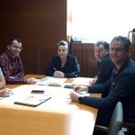 reunión sindicatos y partidos para reducción horaria