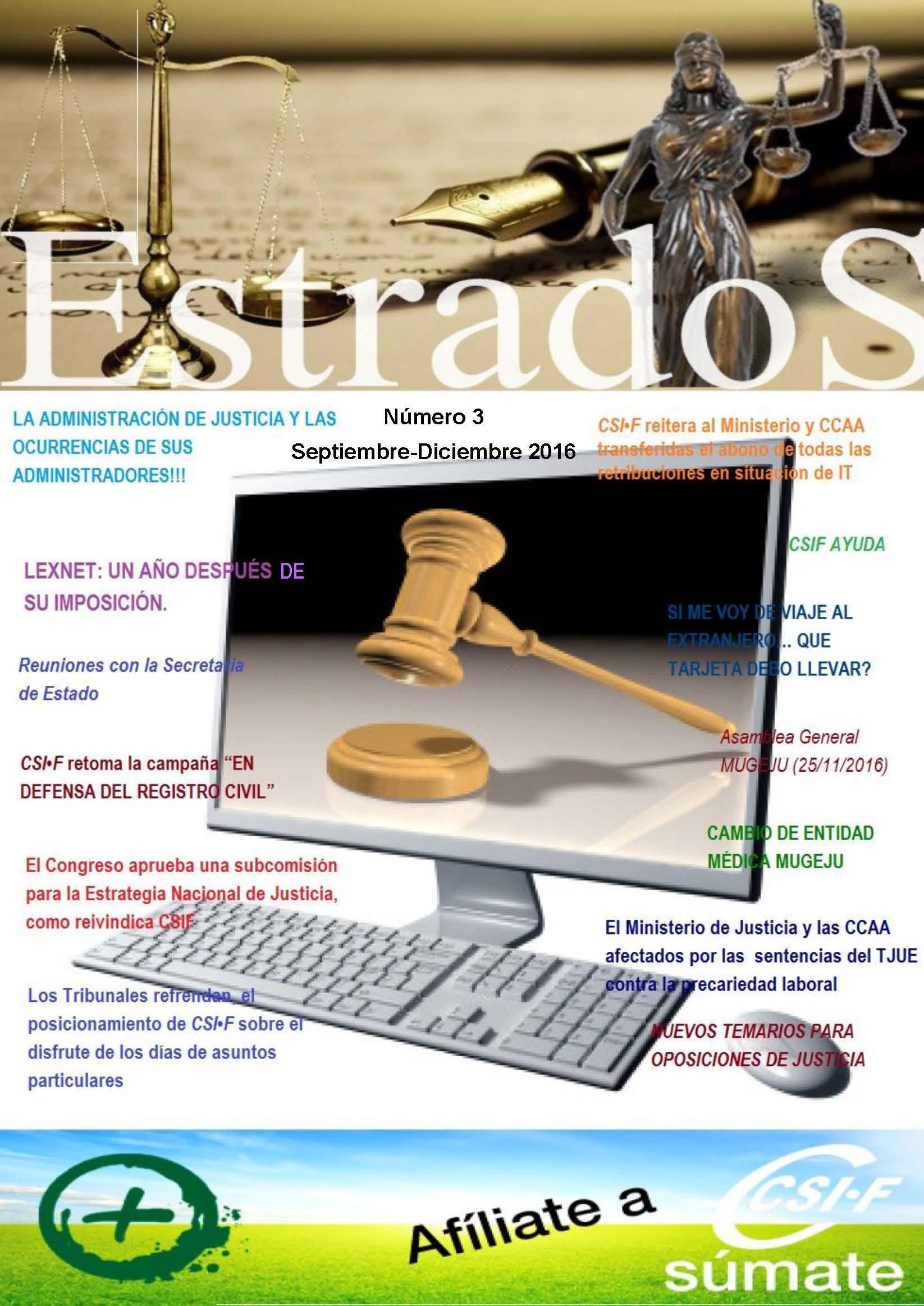 REVISTA ESTRADOS