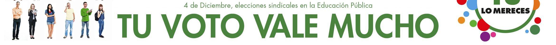 4D-Elecciones Sindicales Educación Andalucía