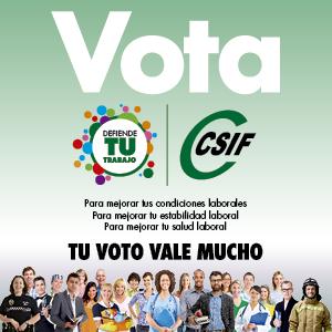 VOTA CSIF