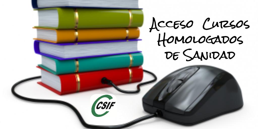 Cursos homologados CSIF
