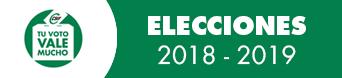 Elecciones Sindicales 2018/2019