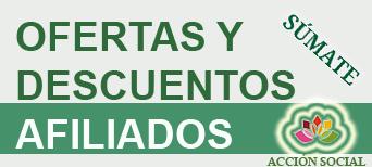 Acción Social - Oferta afiliados
