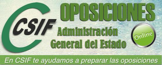 Oposiciones A.G.E.
