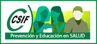 Campaña Prevención y Educación en Salud CSIF Granada