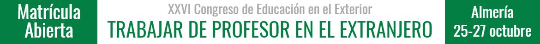 Congreso de Educación en el Exterior en Almería
