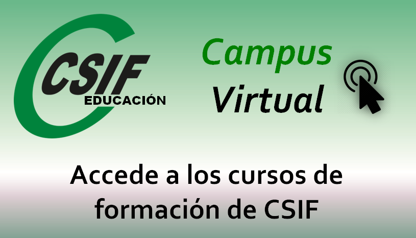CAMPUS VIRTUAL CSIF EDUCACIÓN