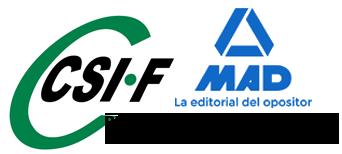 Preparación Oposiciones Temarios CSIF - Ed. Mad