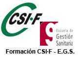 Formación CSI·F - E.G.S.
