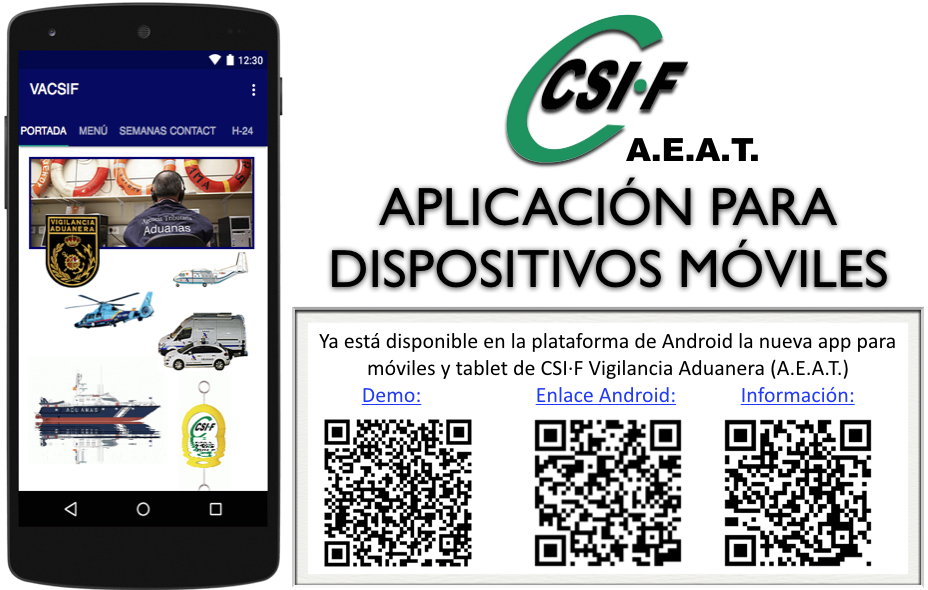 App VACSIF