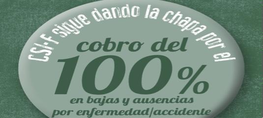CSIF SIGUE DANDO LA CHAPA