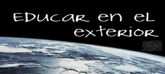 CSIF EDUCACIÓN EN EL EXTERIOR