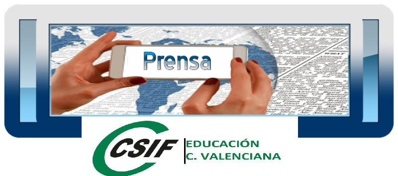 CSIF EN PRENSA