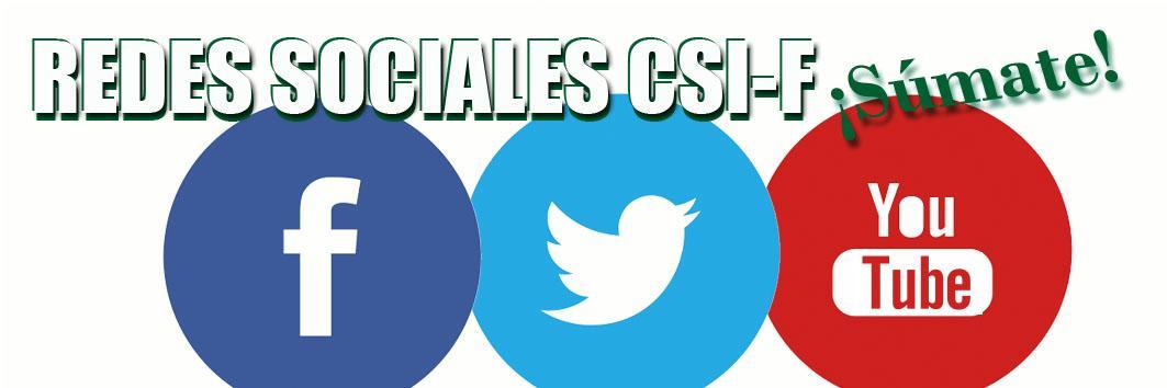 REDES SOCIALES CSIF EDUCACION MADRID _
