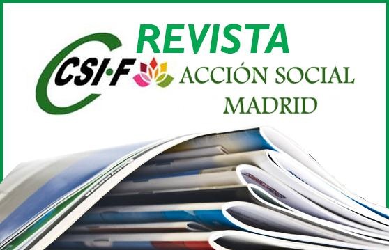 Revista Accion Social CSIF Madrid