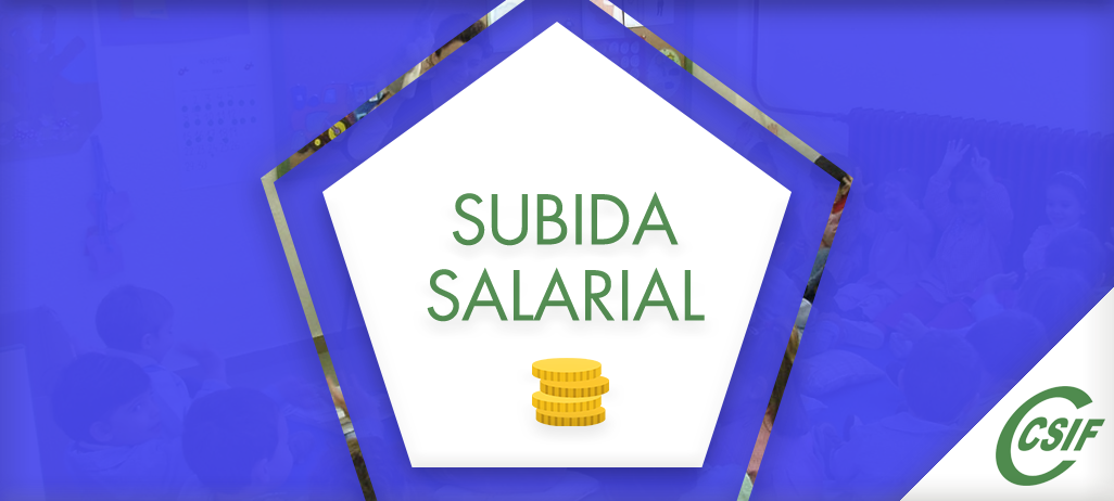 SUBIDA SALARIAL 2018-19-20