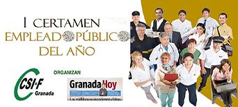 I Certamen del Empleado Público del Año en Granada