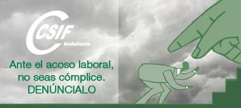 Campaña contra el acoso laboral