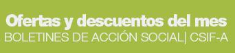 Boletines de Acción Social | CSIF Andalucía